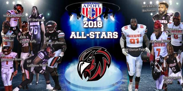 2018 League Allstars