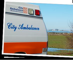 City Ambulance Eureka
