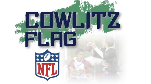 Cowliz Flag Football NFL Tackle League Spring Kelso Longview