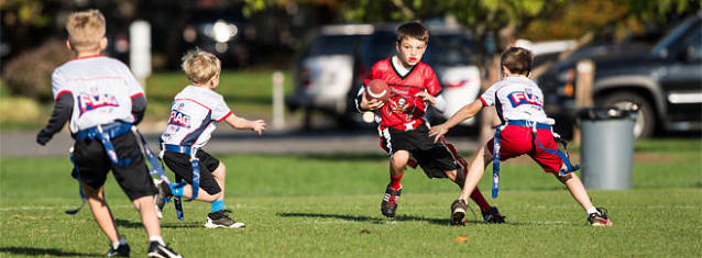 Cowlitz Flag Football NFL Tackle League Spring Kelso Longview