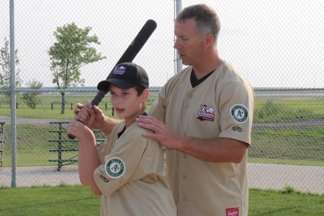 Baseball dating coach