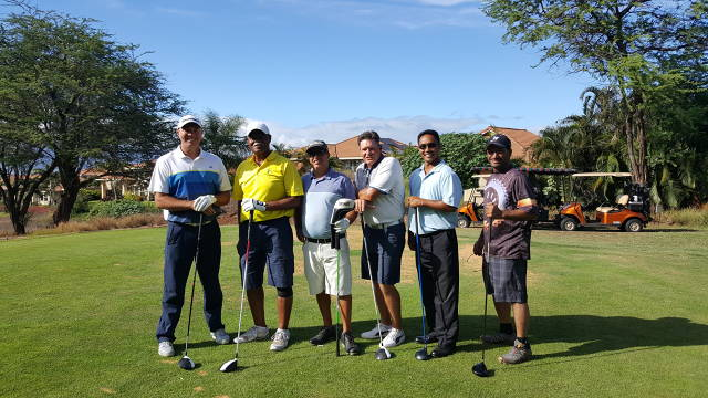 Islanders Hosted MLB Reggie Smith Golf Tourney for fundraiser!
