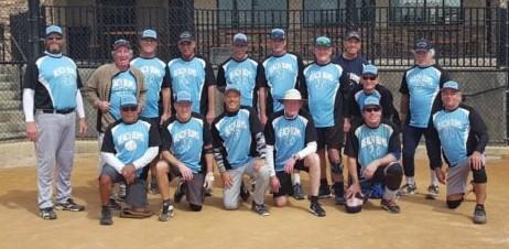 San Diego County Senior Softball Association Tuesday League - (San