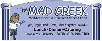 The Mad Greek