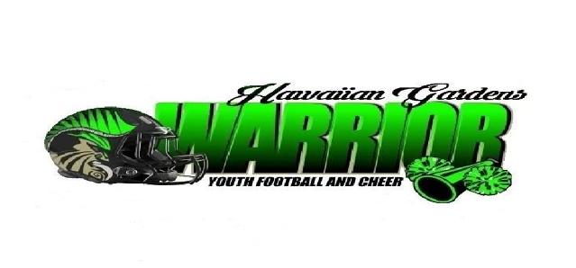 Hawaiian Gardens Warriors Youth Football & Cheer - (norwalk, CA ...