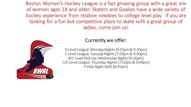 Boston Women S Hockey League Tewksbury Ma Powered By
