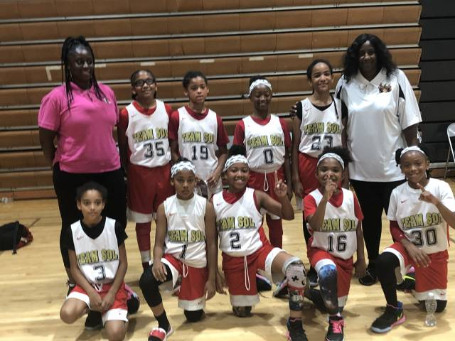 TeamSol 5th Grade Summer Jam Champs