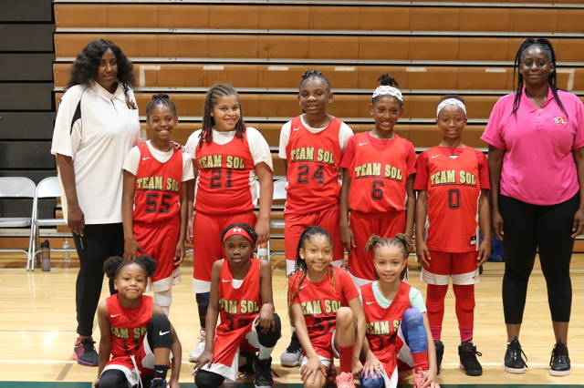 TeamSol 3rd/4th Grade Summer Jam Champs
