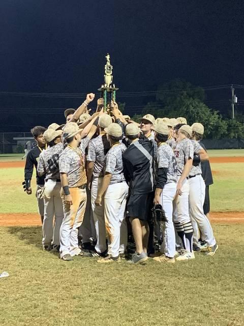Team wins the HSBN Fall Classic