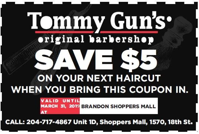 Tommy Guns Barbershop