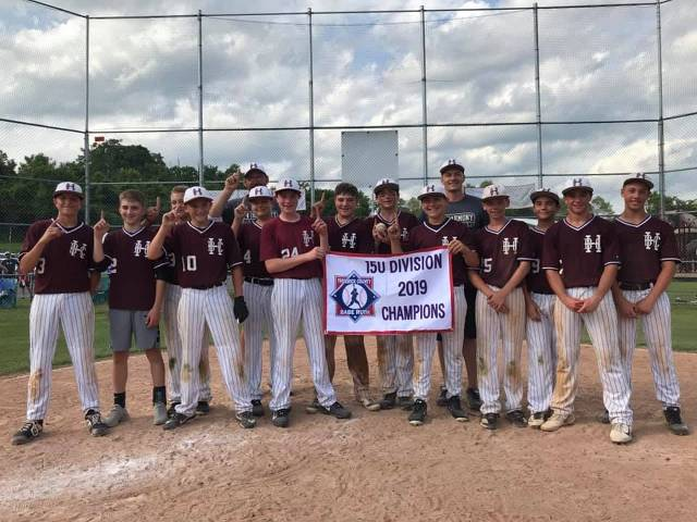 Frederick County Babe Ruth Baseball - (Frederick, MD) - powered by