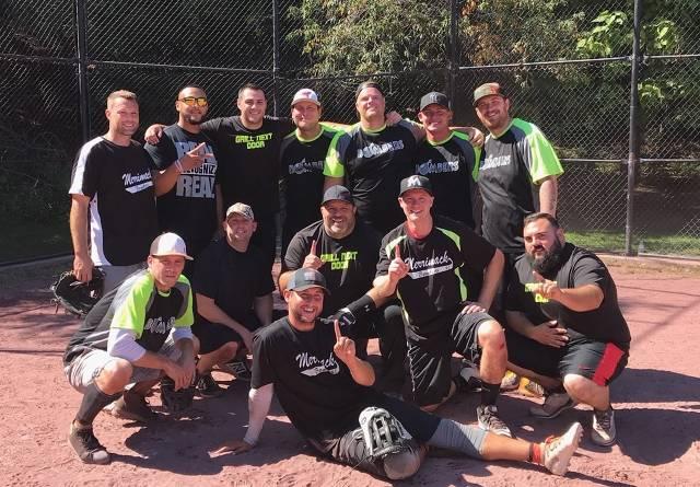 Sunday Softball Champs - The Bombers
