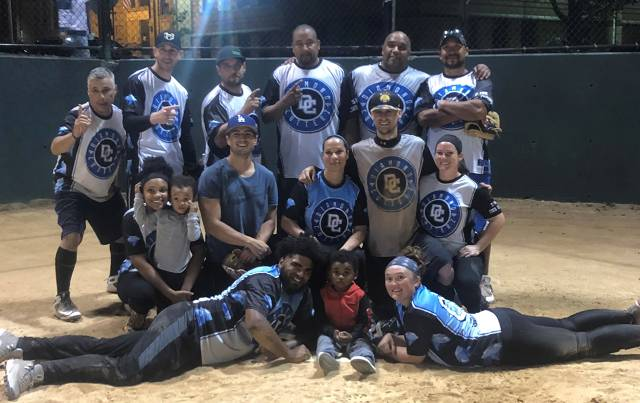Summer Coed Champs - Diamond Cutterz
