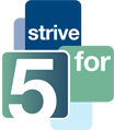Strive5 Logo