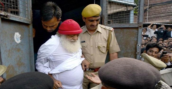 Asaram convicted
