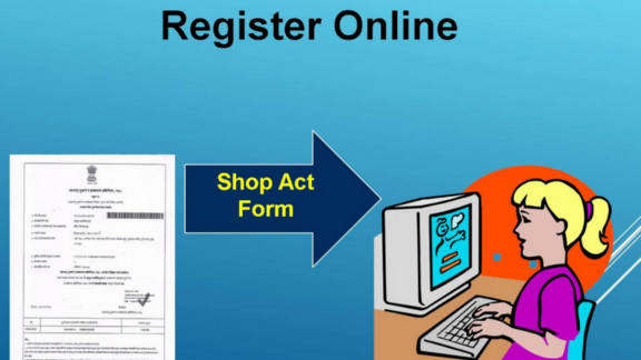 shop act licence renewal online