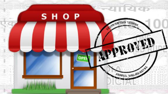 shop act licence renewal online procedure