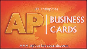 AP Business Cards