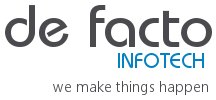 De Facto Infotech Pvt. Ltd.