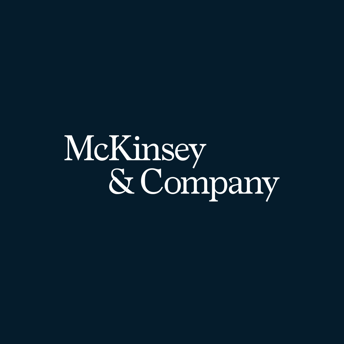 McKinsey Global Services