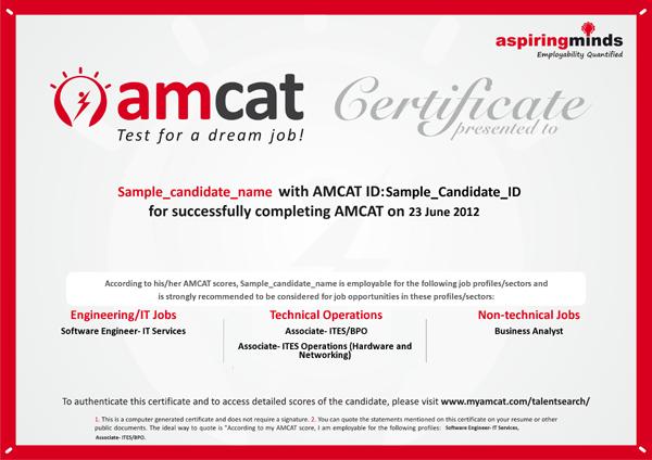 about amcat