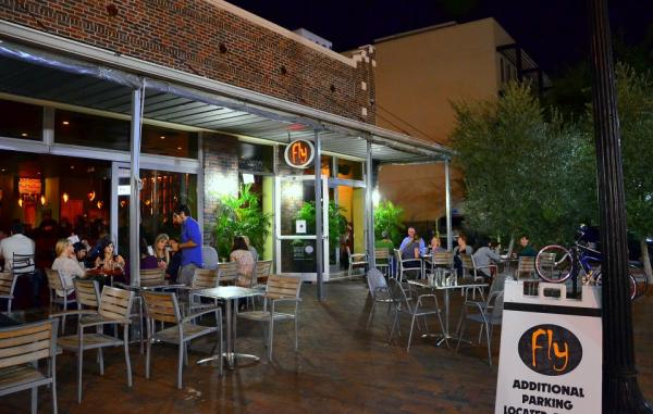 Fly Bar And Restaurant Tampa Downtown Tampa 813area Com