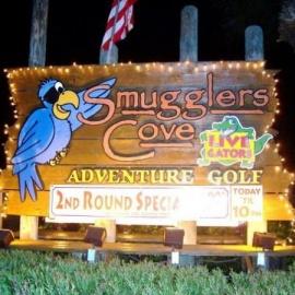 Smugglers Cove Adventure Golf