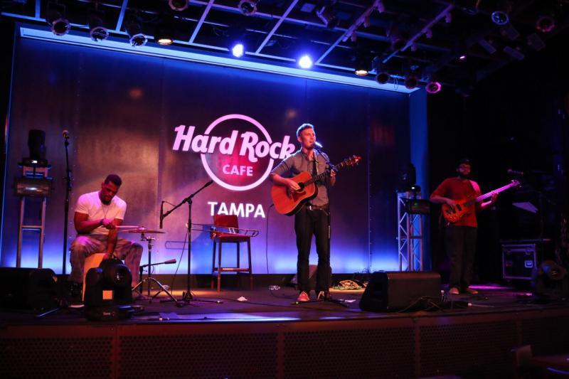 Seminole Hard Rock Cafe Jimmy