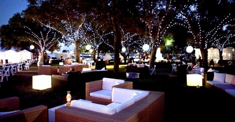 Chillounge Night Cirque Du Chill The Ultimate Outdoor