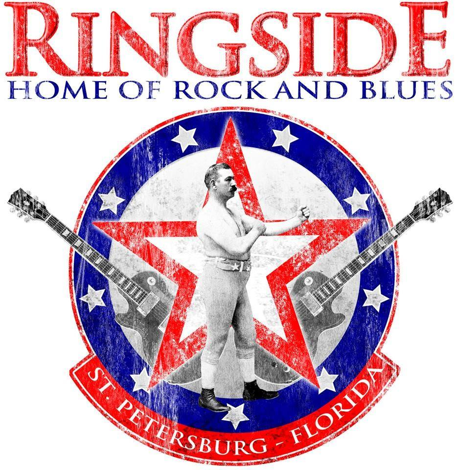 Ringside Cafe | St. Pete's Historic Home of Rock & Blues
