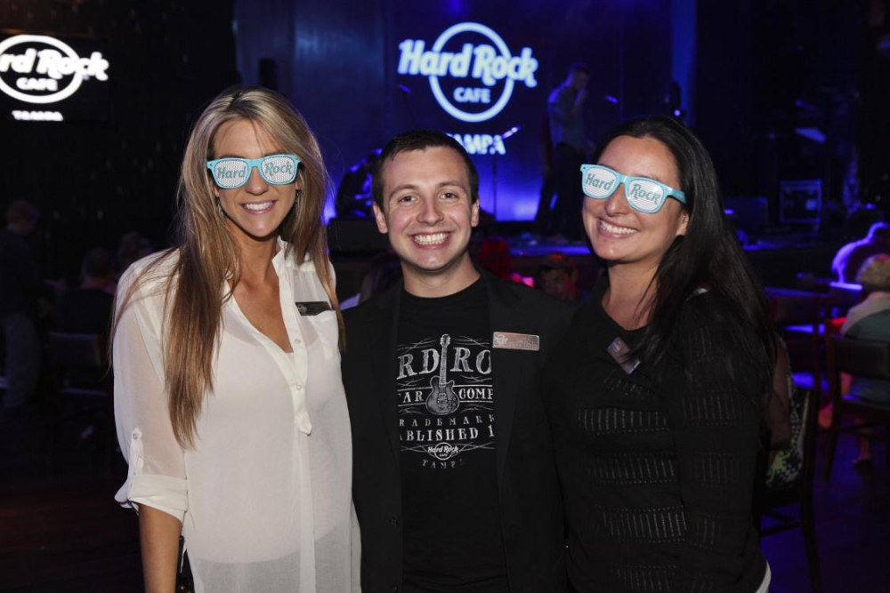 Tampa Bay Acoustic Music Festival At Hard Rock Cafe| June 5th