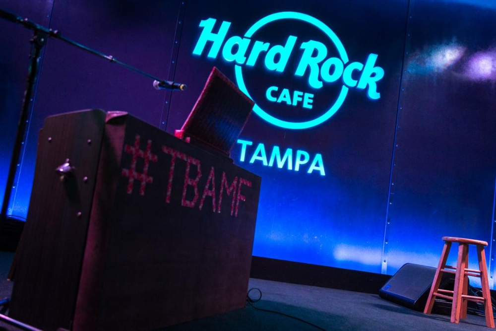 photo3.jpg - Picture of Hard Rock Cafe Tampa Airport ... |Hard Rock Cafe Tampa
