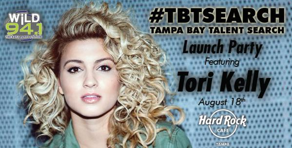 An Unbreakable Evening with Tori Kelly at the Hard Rock Cafe Tampa