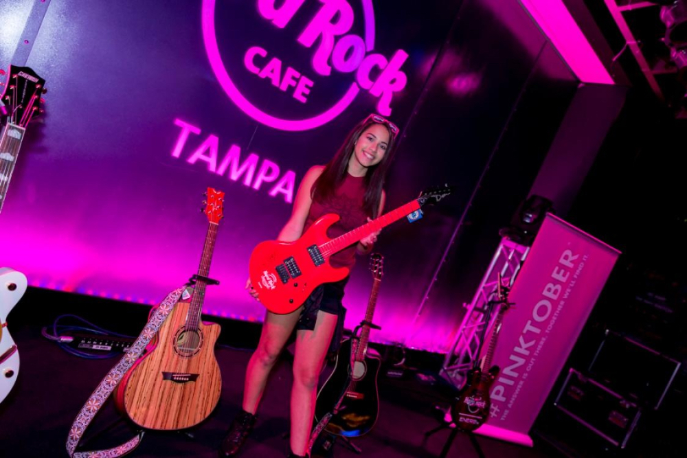 Pinktober Concert Series Continues With Natalie Claro At