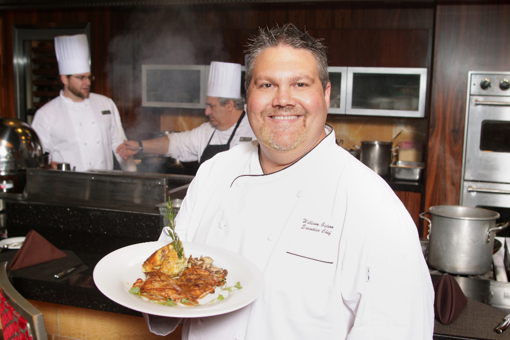 In the Kitchen with Executive Chef Bill Gideon | Seminole Hard Rock Hotel & Casino Tampa