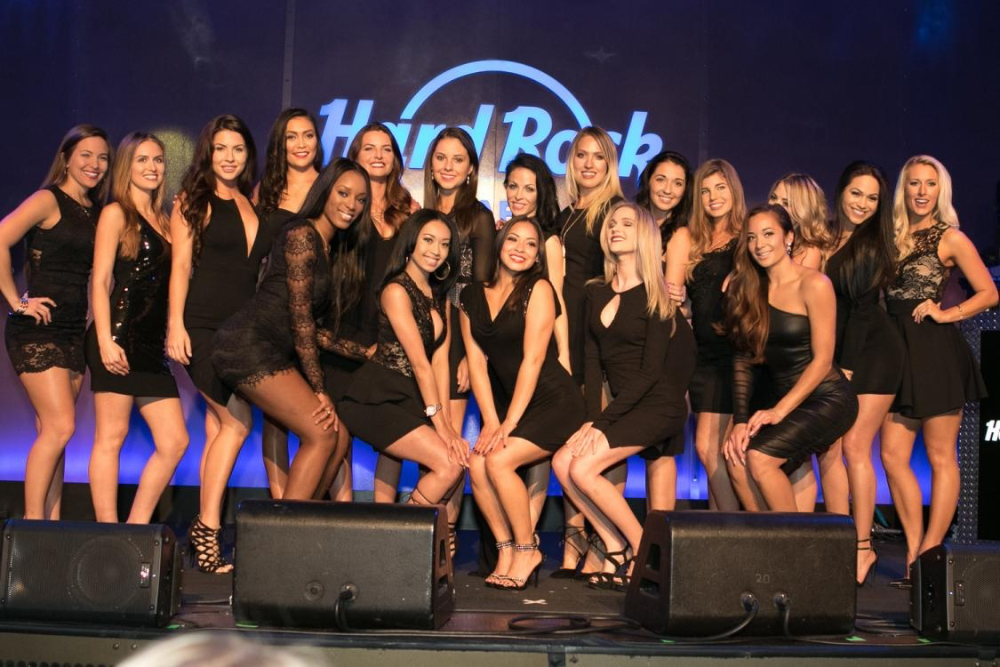 The 2016 Seminole Hard Rock Girls Calendar Unveiling | 16 Non-Profit Partners Announced