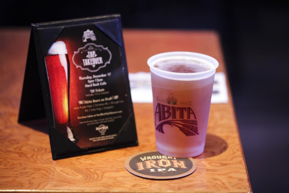 The Abita Tap Takeover at the Hard Rock Cafe Tampa