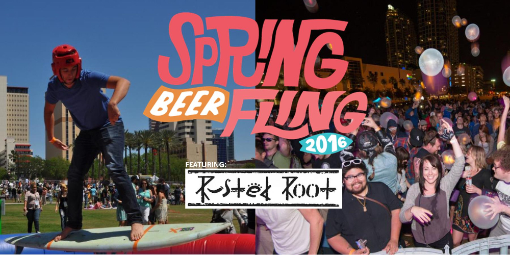 All The Info You Need for the 2016 Spring Beer Fling!