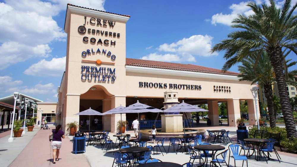 Outlet Malls in Orlando | Amazing Discounts, Many Locations