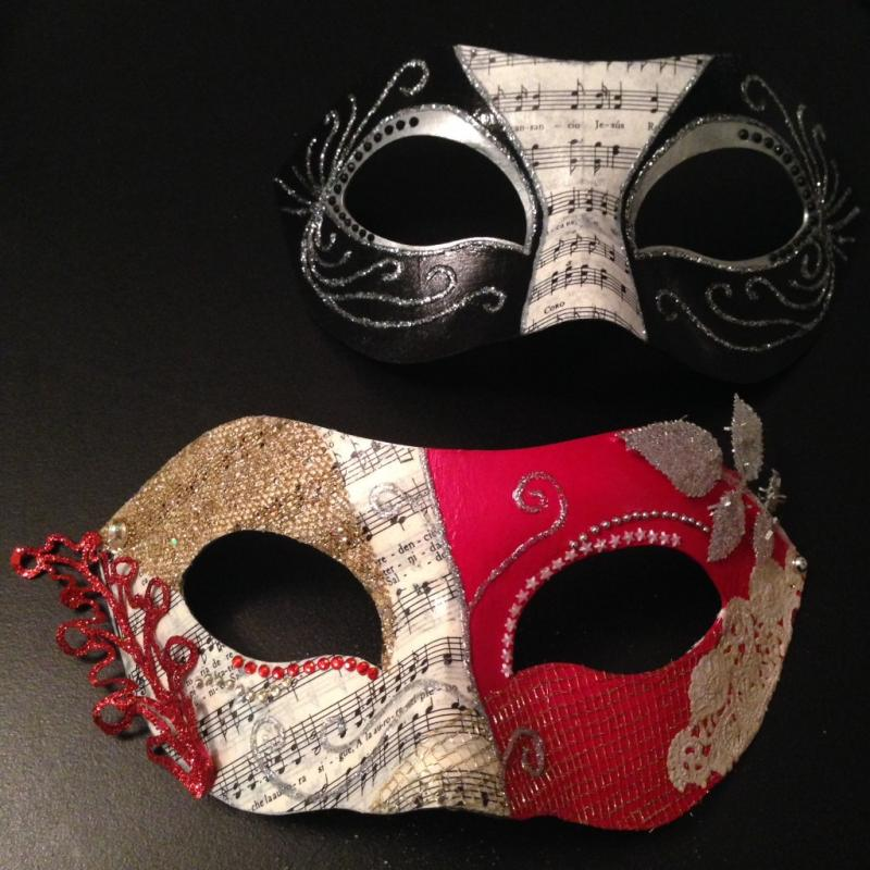 18 Creative Mask Tutorials Great for Every Masquerade
