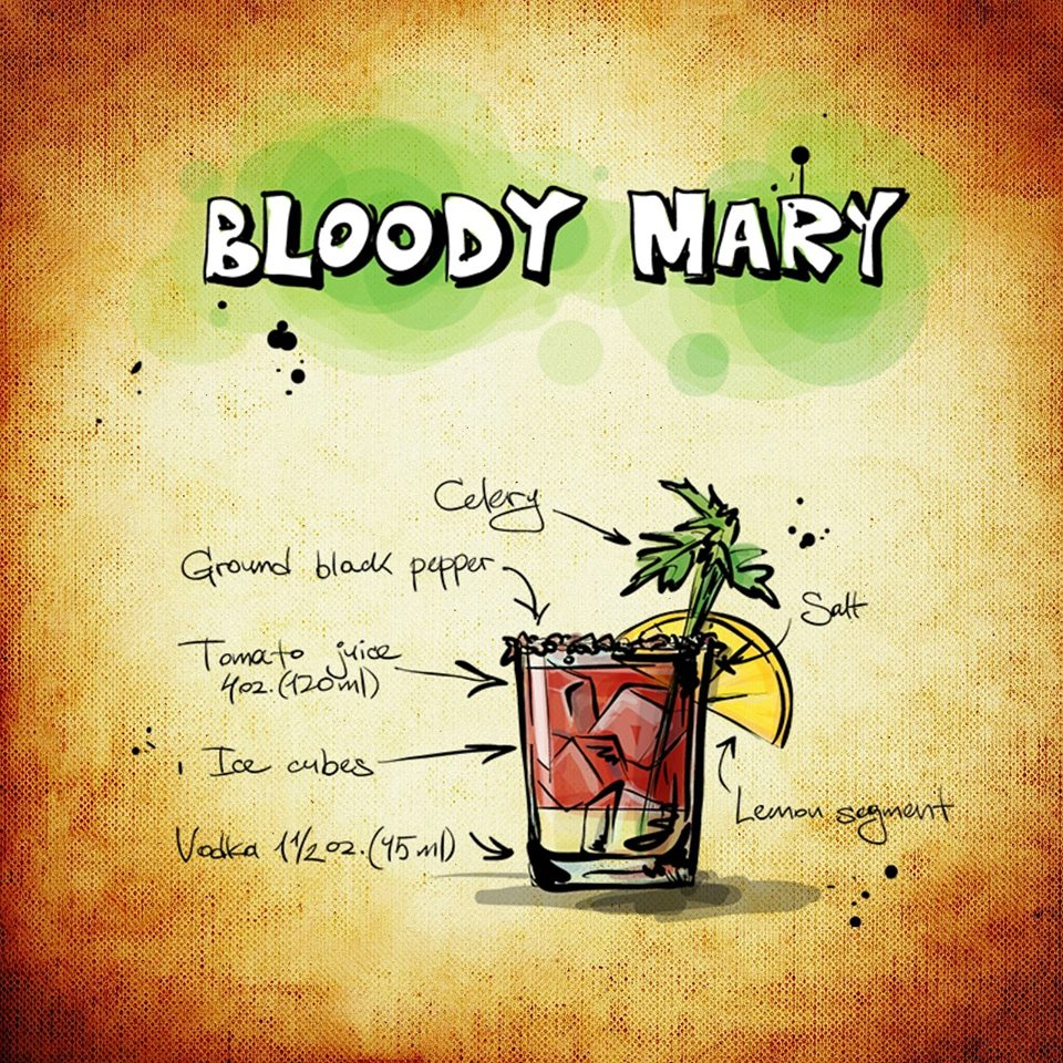 Food Network Bloody Mary