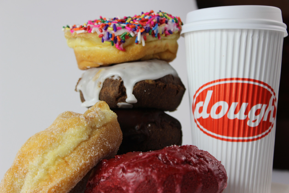 Datz Dough Celebrating National Doughnut Day Part Duex With Free Coffee