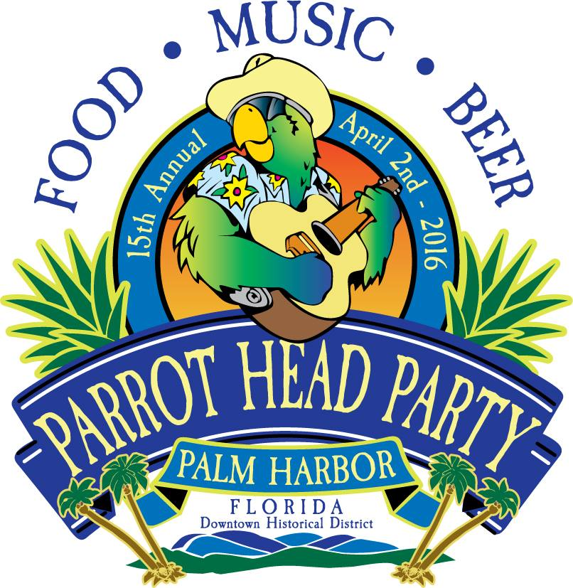 Palm Harbor Parrot Head Day is Fun and Free