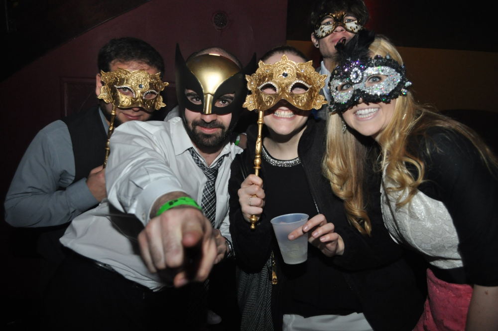 The Masquerade Crawl