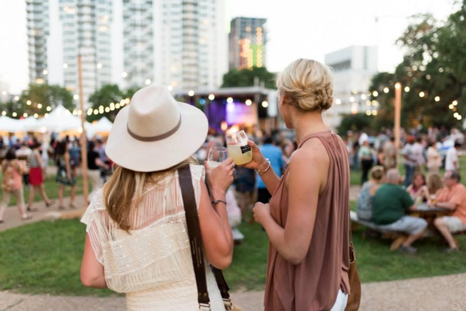 Austin Food + Wine Festival Announces  Around the Park Activations