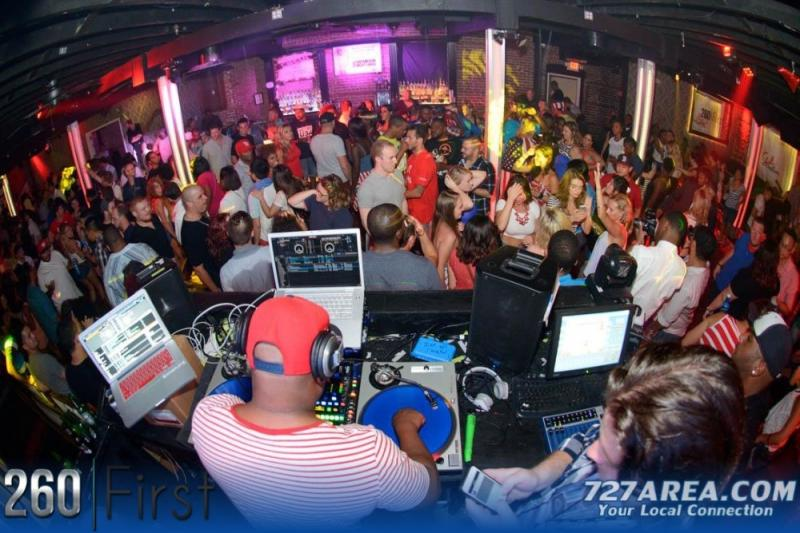 260 First An Upscale Club Destination In Downtown St Pete