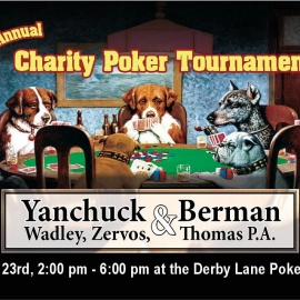 2nd Annual Charity Poker Tournament to Support Beth Dillinger Foundation