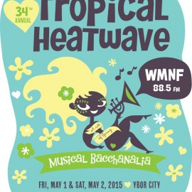 "Over 60 Bands Bringing A ""Heatwave"" to Ybor This Weekend!"
