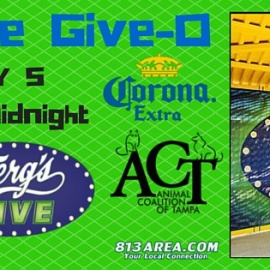 Ferg's Live Hosts Cinco de Give-O to Benefit ACT