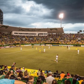 We Stand For Soccer | Tampa Bay Rowdies & The Seminole Hard Rock Hotel & Casino
